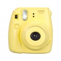 Fujifilm Instax Camera Mini8 Yellow and Bag