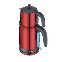 ARZUM CAY SEFASI TEA MAKER  RED