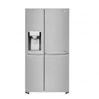 Refrigerator and Freezer with Refrigerator Steel Intrater 4 Door Steel