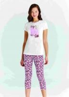 Pajama children aged 7 to 14 years