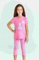 Pajama children aged 1 to 10 years