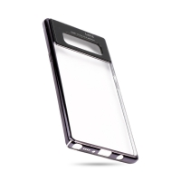 Cover Transparent plastic for Samsung NOTE 8 FASHION