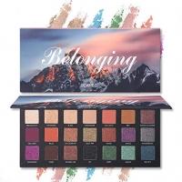 UCANBE 21 Colors High Pigmented Eyeshadow Makeup Palette