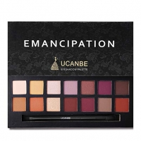 UCANBE Pro 14 Colors Eyeshadow Palette