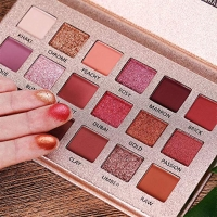Professional The New Nude Palette  18 Colors Eyeshadow Palette