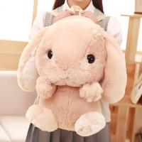 Bunny rabbit fur bag