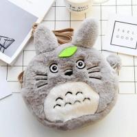 Small children s fur bag