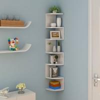 Storage racks and hanging decorations