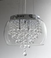 Glass   Metal  Crystal