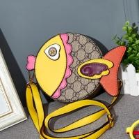 Children form a bag circular Blowfish