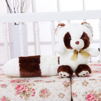 Cotton doll  raccoon