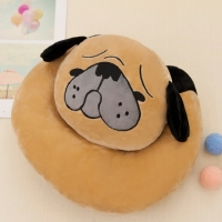 Cotton pillow for neck 2 in 1