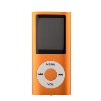 MP3 player with digital display screen