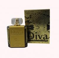 Woman perfume Diva