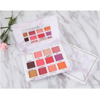 Lameila 12 Colours Marble Colour Geometry Eyeshadow Palette 03