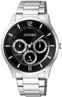 Citizen Analog Black Dial Men s Watch