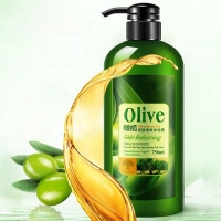 BIOAQUA Natural Olive  Shower Gel