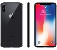 iphone X 256 gray