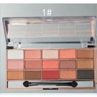 palette of shades from la mei la 01