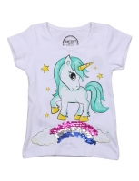 T-shirts Children  from 4 to 8 years