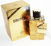Brown Orchid Gold Edition- By Lauren Jay Paris 80ml EDP UNISEX Perfume