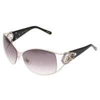 Chopard Wrap Silver Sunglasses - SCH805S