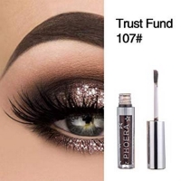 phoera magnificent metals glitter and glow  liquid eyeshadow107