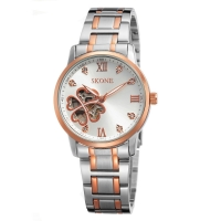 Skone Four-leaf clover Mechanical Watch