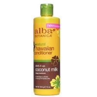 Alba Botanica Drink It Up Coconut Milk  Hawaiian Conditioner