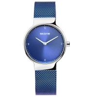 SKONE Quartz Elegance Women Watch - Blue