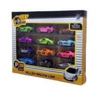 Racing Set Cars 12pes