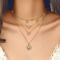 Women s multilayer necklace