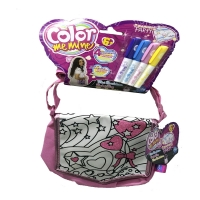 Bag with pens for children