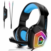 Gaming Headset PS4 Headphones Hunterspider Series 3.5mm Connector with High Sound