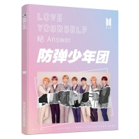 BTS Love Yourself Answer Album Photo Book