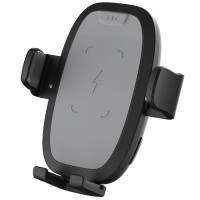 RAVPower RP-SH014 10W/7.5W/5W Wireless Charging Car Holder with Suction Base Black Offline