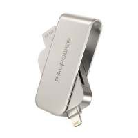 RAVPower RP-IM004 64G USB Flash Drive Silver
