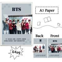 BTS Member Notebook