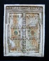 Door A  Small     black card