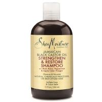 SheaMoisture Jamaican Black Castor Oil Strengthen   Restore Shampoo