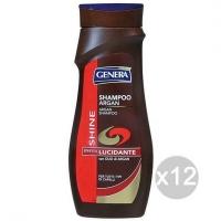 Genera Shine Shampoo Argan 300 Ml Hair Care and Treatment