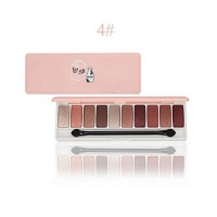 novo 10 Colors Eyeshadow Palette Makeup Palette