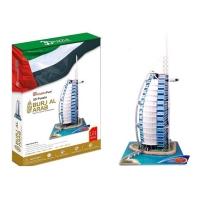 3D puzzle burj al arab 101 pcs