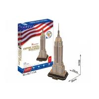 3D puzzle empire state 66 pcs