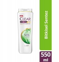 Clear With grass  Shampoo 550 ml
