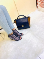 Dior heel shoes 7 cm
