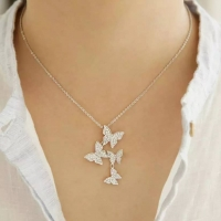 Pendant Silver 925 - Butterfly