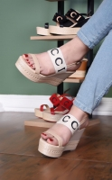 Fluoritan shoes