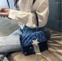 Women handbag cloth Chamois
