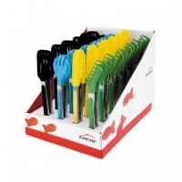 NYLON TONGS DISPLAY BOX 24 PCS
